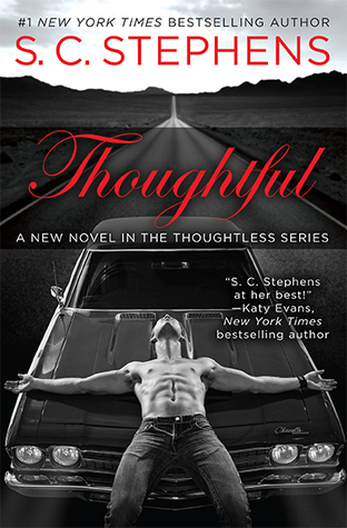 Blog Tour:  Author Interview & Giveaway **S.C. Stephens**Thoughtful**