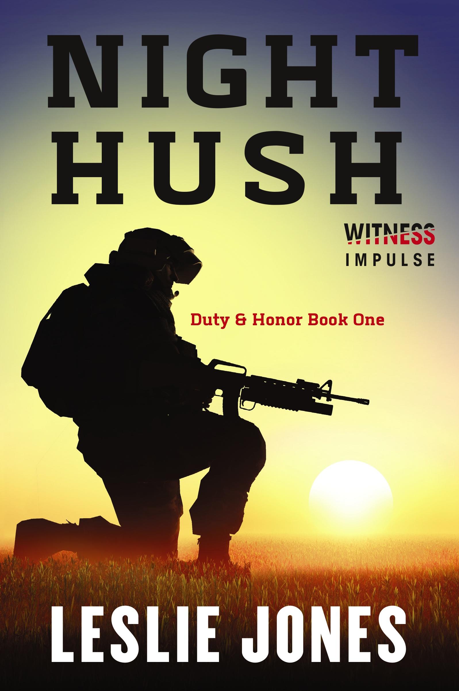 Book Tour:  Night Hush by Leslie Jones January 20-February 19