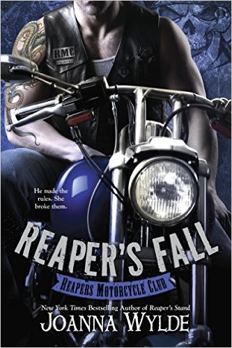 Reaper's Fall (Reapers MC, #5) by Joanna Wylde