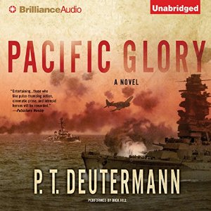 Pacific Glory by P.T. Deutermann