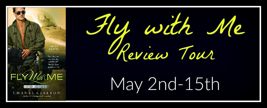 Fly With Me by Chanel Cleeton * New Release * Review Tour