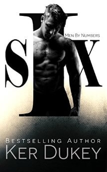 Six (Men by Numbers, #2) by Ker Dukey
