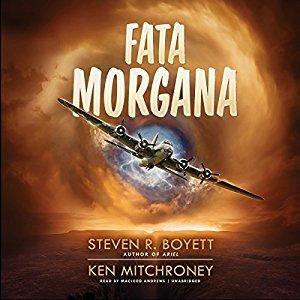 Fata Morgana by Steven R. Boyett, Ken Mitchroney
