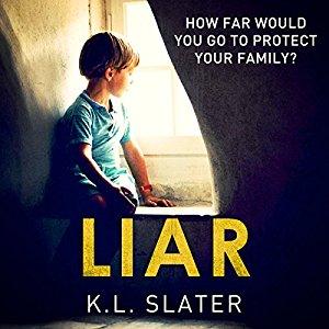 Liar by K.L. Slater