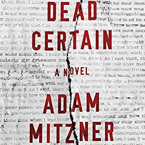 Dead Certain by Adam Mitzner