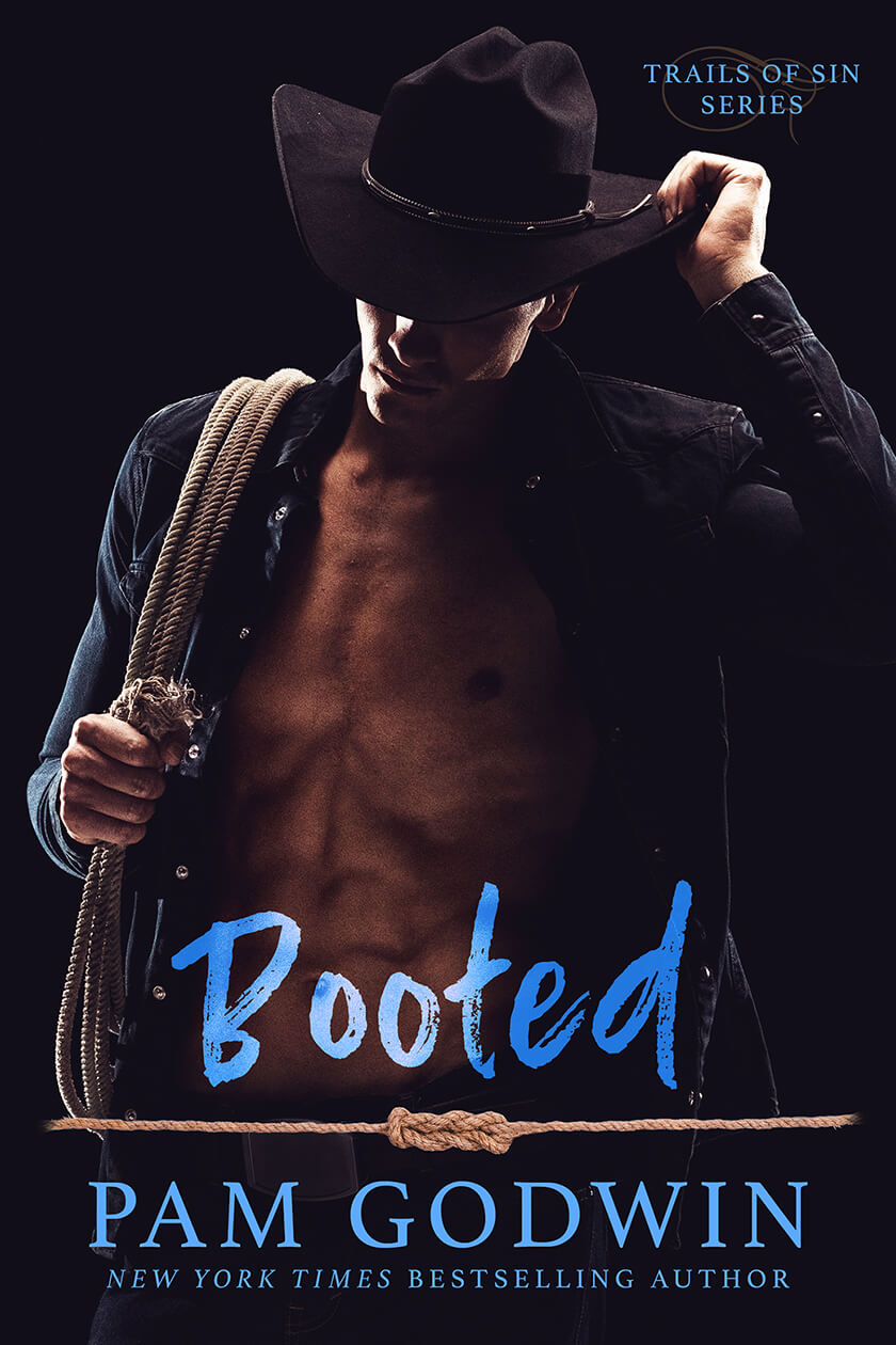 Booted (Trails of Sin Book 3) by Pam Godwin