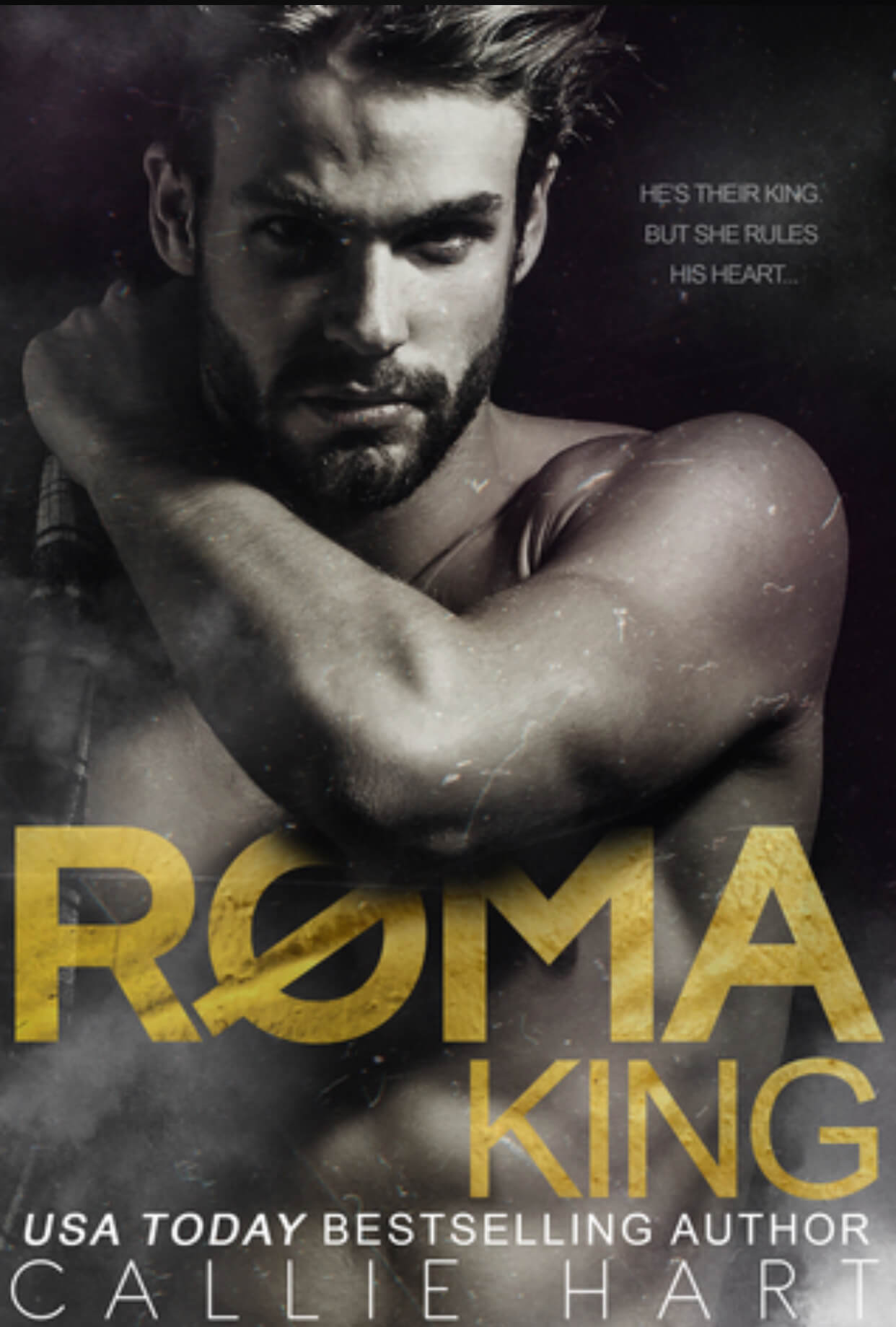 Roma King (Roma Royals Duet Book 1) by Callie Hart