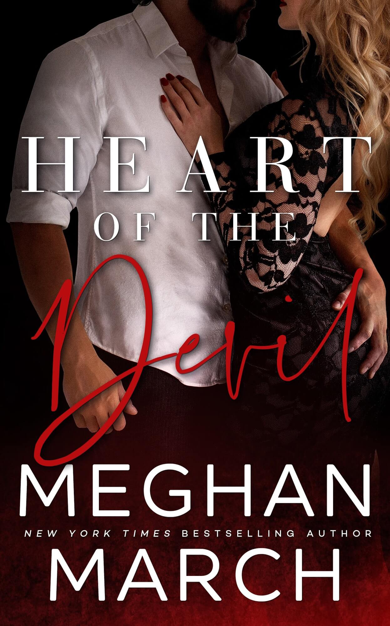 Heart of the Devil (Forge Trilogy Book 3) by Meghan March